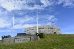 Fort St Catherine
