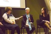 Lindsey Fraser, Lynne Rickards and Kate McLelland