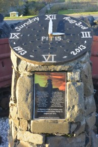 Cadder Pit Disaster Memorial