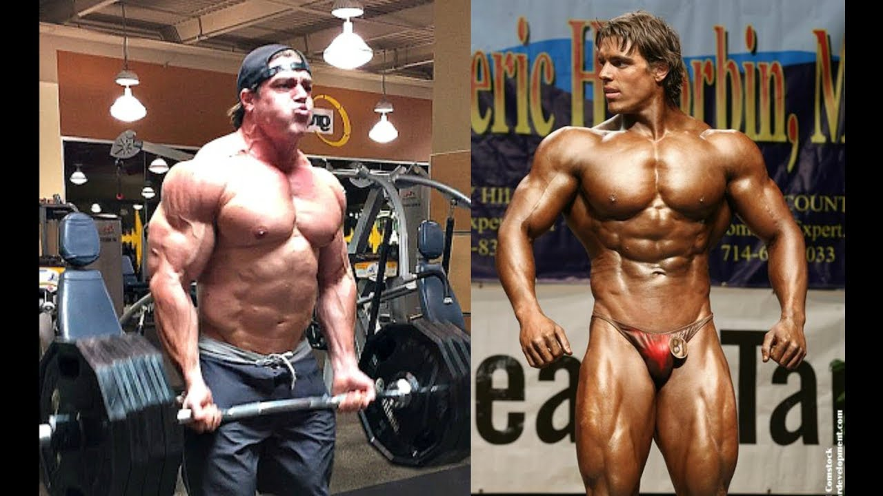 Brad Castleberry Uses Steroids Or All Natural Anabolic Muscles