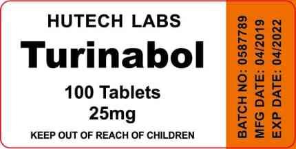 Turinabol-25mg-Hutech-Labs