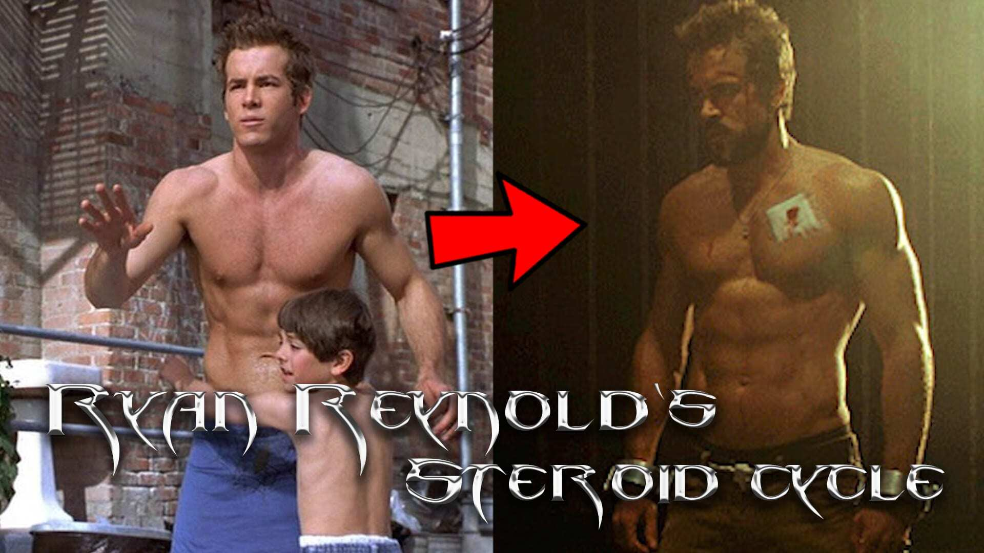 Ryan Reynold's Steroid Cycle – What I Think He Took For Blade Trinity   Anabolic TV