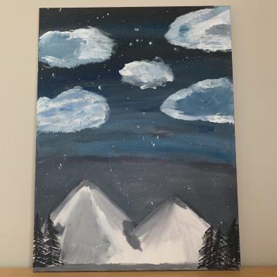midnight peaks