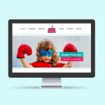 Guardería diseño páginas web en Santander.