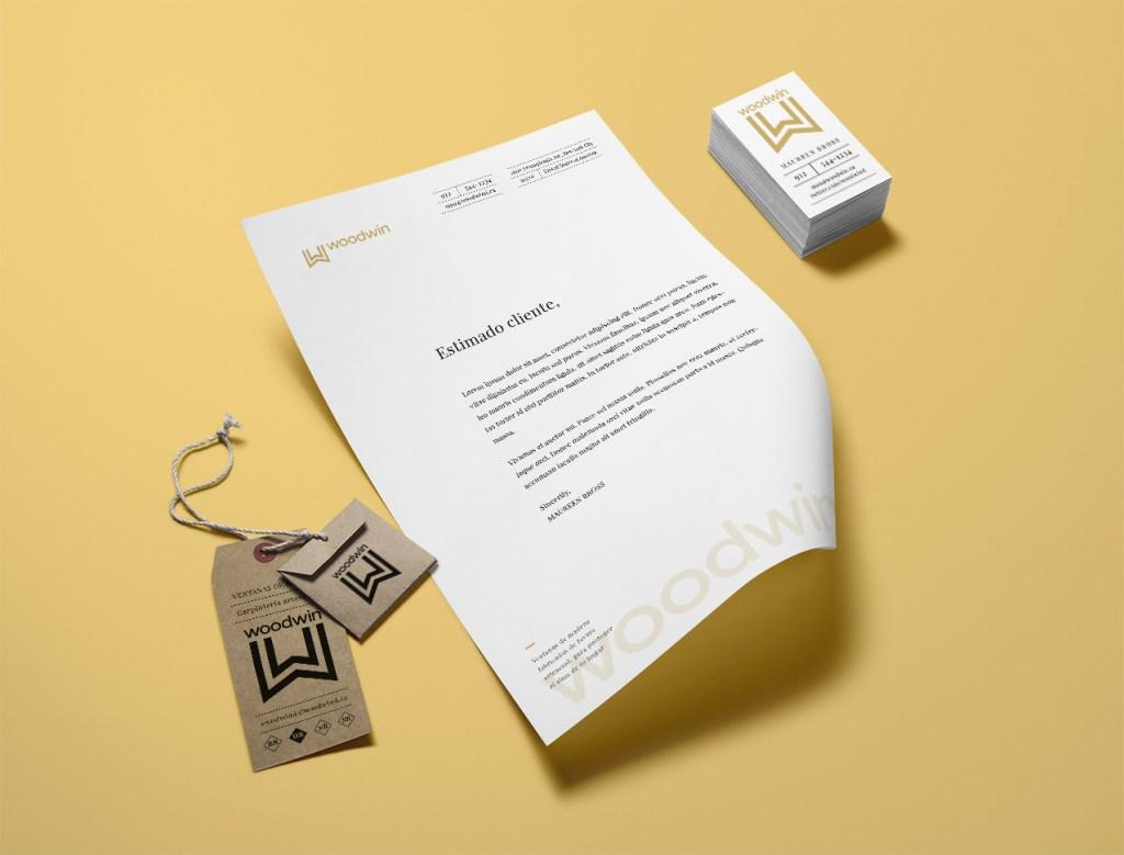 diseño imagen corporativa santander