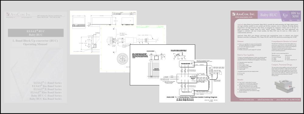 medium resolution of anacom inc cable drawings