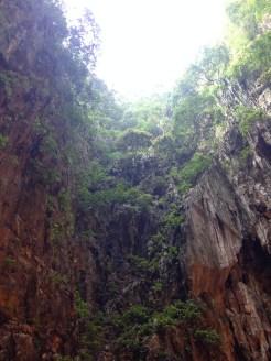 Batu Caves czyli jaskinio-swiatynia