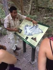 Some infos before climbing up El Tigre