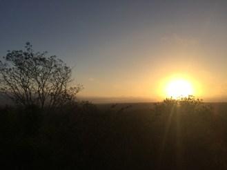 La Danta - sunset