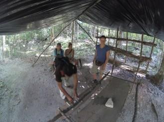 Nakbe - exploring