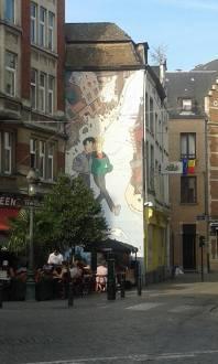 Brussels - Walk on Air
