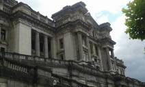 Palais de Justice close up