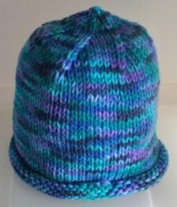 Monet Inspired Hat