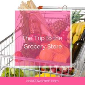 The Trip to the Grocery Store
