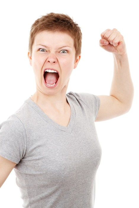 When Are You Going to Get Angry Enough?