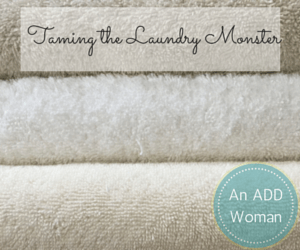 Taming the Laundry Monster