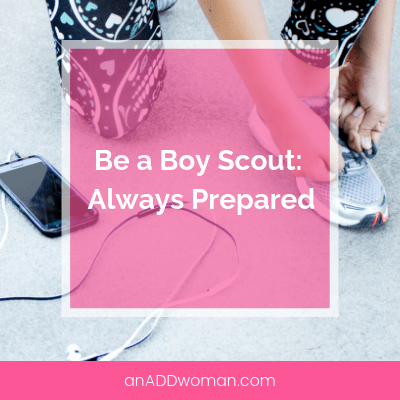 Be A Boy Scout_ Always Prepared