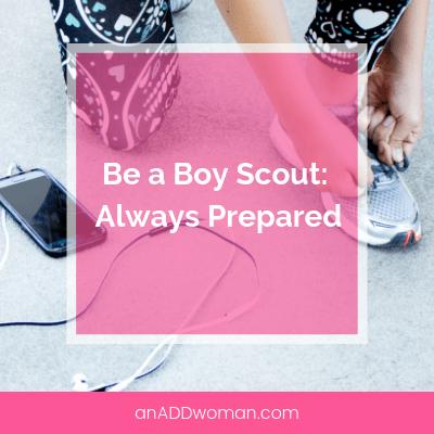 Be A Boy Scout_ Always Prepared