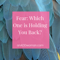 Fear: Which One is Holding You Back?