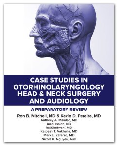 Case Studies in Otorhinolarygology Cover