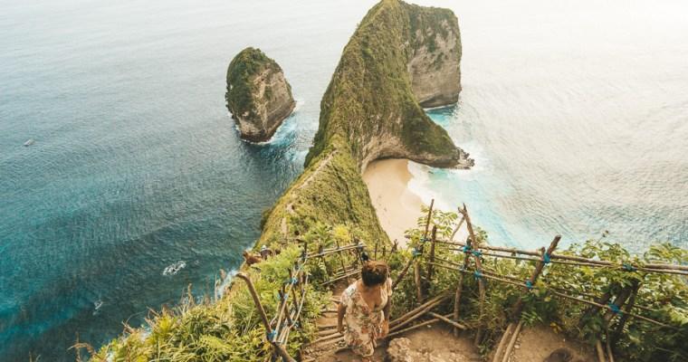 Kelingking Secret Point Beach- Nusa Penida