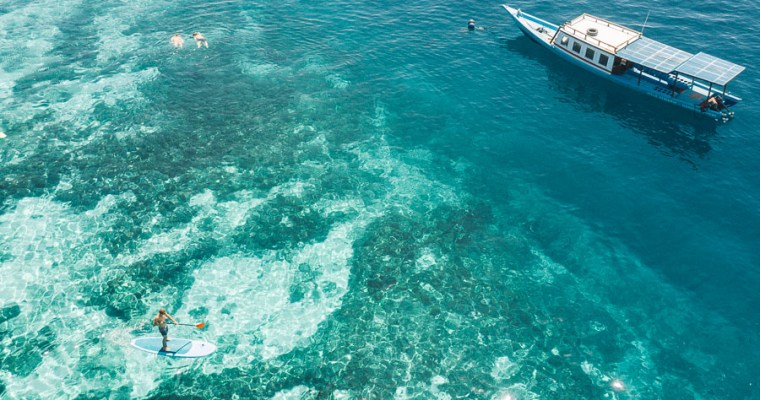 Snorkeling on Gili Trawangan- A Day Trip from Lombok