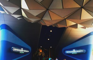 Spaceship Earth at Disney World