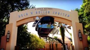 Rock 'n' Roller Coaster in Disney World