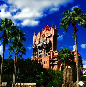 Tower or Terror in Disney World
