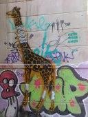 Giraffe Grafitti :)