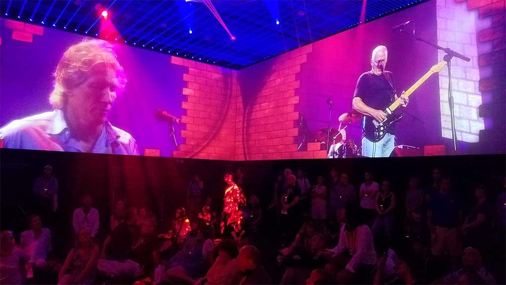 Pink Floyd Exhibit