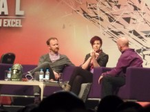 The MFX Talk at The Doctor Who Festival