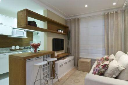 decoração apartamento pequeno 1