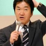 引退した島田紳助の芸能界の素顔とは!礼儀にうるさく女好きでマメ