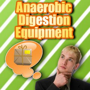 Equipment graphic for anaerobic digestion equipment
