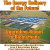 Biomethane production Refinery