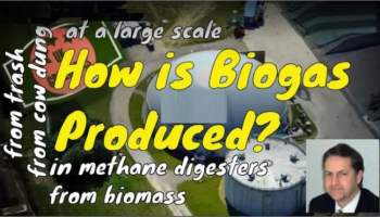 Biogas Plant Construction and Working Stages (Working of