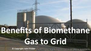 Feature image for the advantages of Biomethane Gas to Grid AD Plants/ Benefits.
