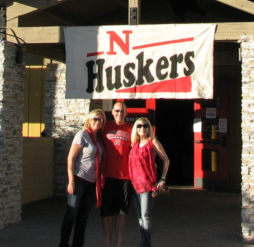 Happy Birthday Husker