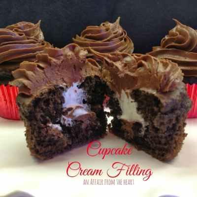 Cupcake Cream Filling