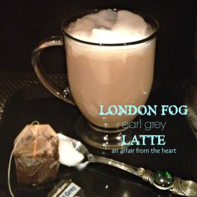 (Skinny) London Fog – Earl Grey Latte