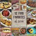 2014 food favorites