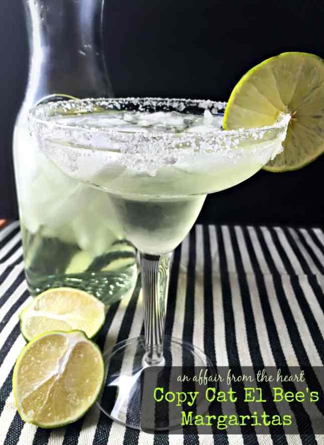 Copy Cat El Bee's Margarita