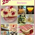 25 + Luscious Lemon Recipes
