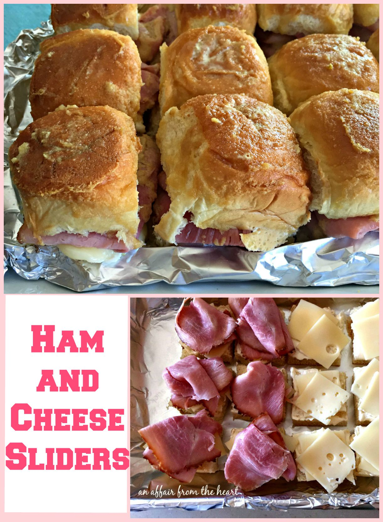 Pinterest Hawaiian Ham Rolls