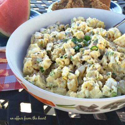 Picnic Potato Salad — Banana Boat® & OFF!® at Walmart