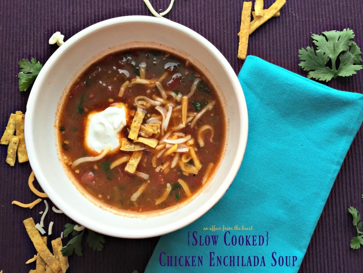 This easy Slow Cooker Soup Recipe will knock your socks off! Add a little  extra