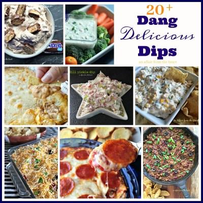 20+ Dang Delicious Dips