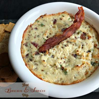 Hot Bacon & Swiss Dip