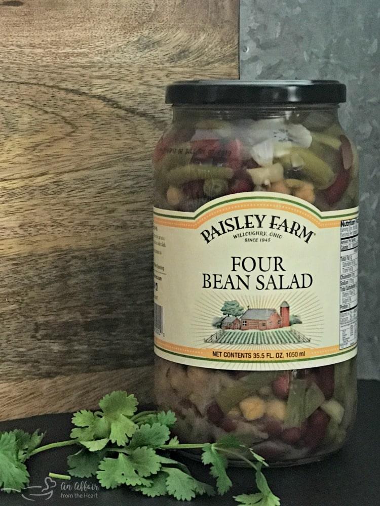 Paisley Farm Four Bean Salad